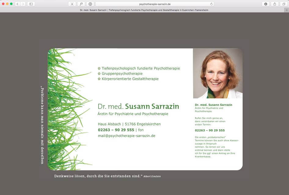 österreicher Designbeispiele Corporate Webdesign